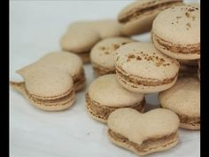 Recette Macarons - Inratable! - YouTube