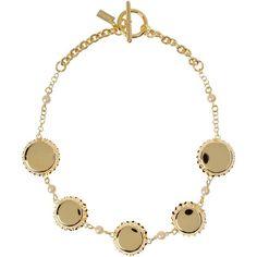 MOSCHINO Necklace ($109)