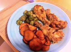 Hungry Toes: Spicy Coconut Fried Chicken