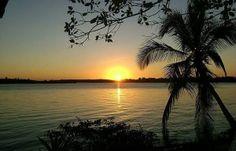 Canavieiras, Brasil - http://turistavirtual.wordpress.com/2012/03/23/canavieiras-brasil/