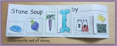 stone soup - the book and the recipe