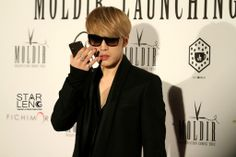 Kim Jaejoong - Moldir's Launching Party Red Carpet 140124