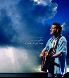 Glenn Frey No more cloudy days