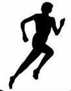 free runner clip art | Cross Country