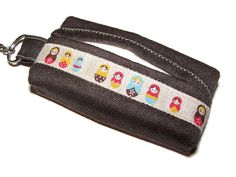 Nähen für Anfänger: Taschentuch-Tasche