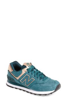 new product 80143 f5cc8 New Balance  574 - Precious Metals  Sneaker (Women)   Nordstrom. ChaussureNew  ...