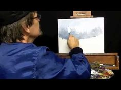 How to Paint with a Pallet Knife (Part 1) - YouTube