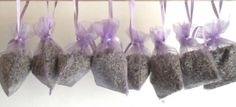 Fun With Dried Lavender Flowers - Lavender Craft Ideas and Recipes