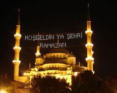 Hoş Geldin Ya Şehri Ramazan  http://websitetasarimi.org Web tasarım ailesi..