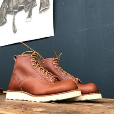 NOW AVAILABLE - Today is the day! The Limited edition Red Wing Shoe Store Exclusive; Lineman 2904 in Oro-iginal is available in our online store and Amsterdam store! Get them while they are still here! (Link in bio!) - https://ift.tt/180OFjM -