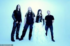 the Floor « Sirenia official Metal Music Bands, 13th Floor, Evanescence, In This Moment, My Love, Biography, Goddesses, Dawn, Lyrics