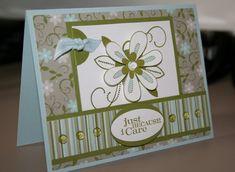 Friendship Blooms Best Yet get well card