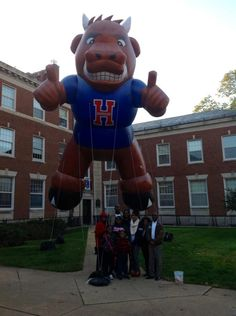 Howard University Bison! Virginia State University, Hampton University, Lincoln University, Delaware State, Howard University, University Of Maryland, Norfolk State, State College, African Culture