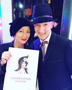 Jaycow Milliner & Stephen Jones