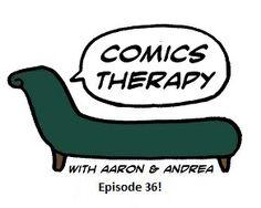Episode 36!  http://www.comicstherapy.com/2014/03/epsidoe-36-road-trip.html
