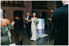 Sirromet Wines Wedding - Bride & Groom's Entrance with DJ Peter | Image Credit to Figtree Wedding Photography | #WeddingDJ #GMDifference Peter Wood, Wedding Dj, Bride Groom, Wines, Entrance, Entryway, Appetizer