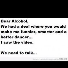 Lol. True story