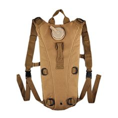 Cute Hydration Backpack Water Reservoir Bag For Biking Cycling Running Hiking *** You can find more details by visiting the image link.