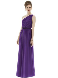 Alfred Sung D653 Bridesmaid Dress | Weddington Way