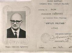 mój dziadek, wnuk Marcina Cumfta. Stanisław Pieńkowski 1900-1989.