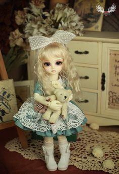 Mimosa|DOLKSTATION - Ball Jointed Dolls Shop - Shop of BJD Dolls