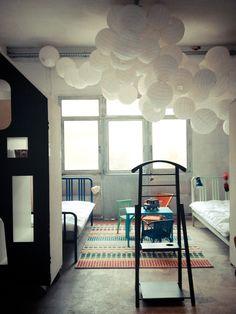 Appartement Paris du designer photographe Willy Rizzo | funk·y ...