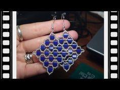Free Tila Bead Jewelry Patterns - http://www.guidetobeadwork.com/wp/2013/08/free-tila-bead-jewelry-patterns-3/