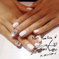 150702 @nailtam2na IG - Yoona's nails #girlsgeneration #GG #sone #soshi #snsd9…