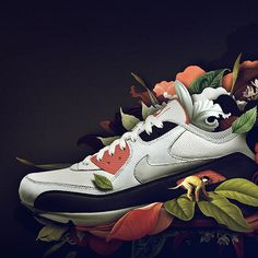 newest collection 7d493 c36d3 AIRMAX ILLUSTRATION - Google Search We Heart It, Sneakers Nike, Nike Skor,  Photoshop
