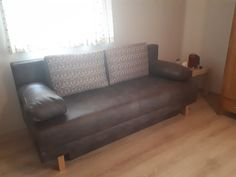 Sofa, Couch, Furniture, Home Decor, Sunlight, Settee, Settee, Decoration Home, Room Decor