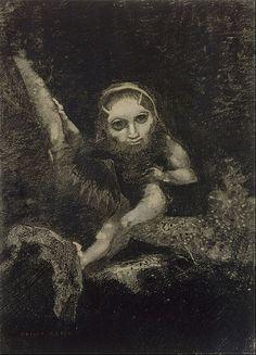 File:Odilon Redon - Caliban - Google Art Project.jpg