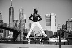 """""""Visual Medicine"""": Dancers Photographed by Melika Dez  (…a """"photos only"""", no words post of amazing dancers photographed by Melika Dez, ENJOY!!!) #dance #dancelife #ballet #ballerina #fitness #fitness #fitnessmotivation #healthylifestyle #healthyliving #africanamerican #blackwomen"""