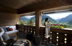 Hotel Offers in Gstaad, Switzerland - The Alpina Gstaad