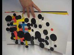 600 Black Spots by David Carter Up Book, Book Art, David Carter, Libros Pop-up, Textiles Sketchbook, Tarjetas Pop Up, Paper Art, Paper Crafts, Origami