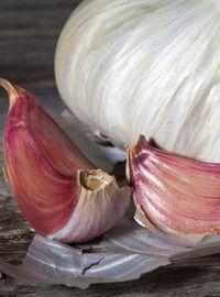 Polenta au mascarpone et à l'ail
