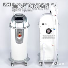 OPT IPL Machine for Super Hair Removal (SHR) and skin Rejuvenation