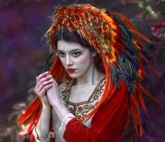 I wish... - Model: Dessislava Gencheva   Headdress by Posh Fairytale Couture
