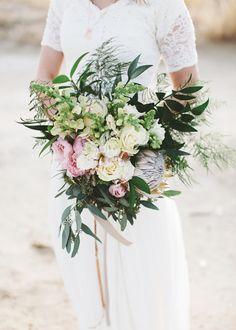 Utah Bridal Bouquet