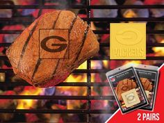 NFL - Greenbay Packers Fanbrand 2 Pack