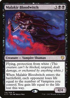 Mtg Vampire, Vampire Games, Black Vampire, Vampires, Mtg Decks, Black Deck, Magic The Gathering Cards, Magic Cards, Wizards Of The Coast