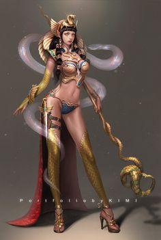 Snake Witch