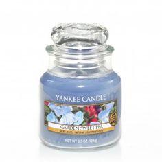 Yankee Candle Small Jar - Garden Sweet Pea