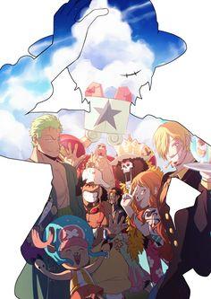 One Piece Strawhat Pirates