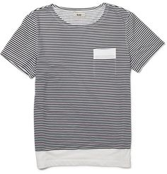 Acne striped t-shirt s/s 2012