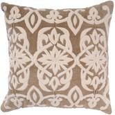 "Found it at Wayfair - T-2478B 18"" Decorative Pillow in Beige"