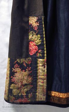 Folk Costume, Costumes, Folk Clothing, My Heritage, Fabric Art, Fashion History, Traditional Outfits, Norway, Designer Dresses