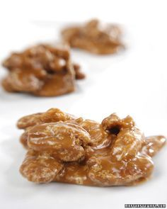 Pecan Pralines - Martha Stewart Recipes (This is my all-time favorite recipe!)