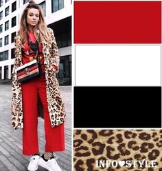 Trendy colors fall-winter and the best combi . Colour Combinations Fashion, Color Combinations For Clothes, Fashion Colours, Colorful Fashion, Color Combos, Colourful Outfits, Trendy Colors, Looks Style, Fashion Outfits