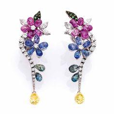 Earrings by Staurino Fratelli