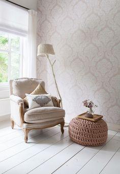 Behang, mode voor de muur martkleppe.nl
